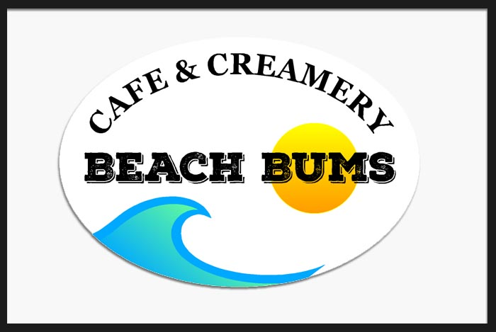 Beach Bums Cafe & Creamery