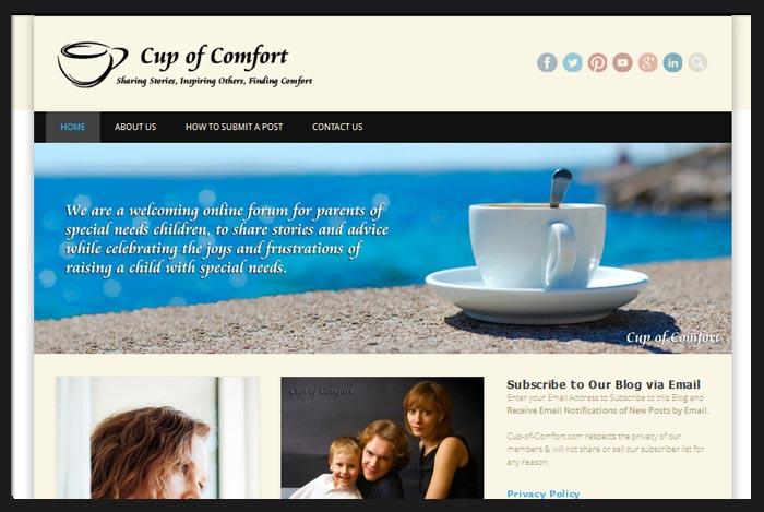 Cup of Comfort